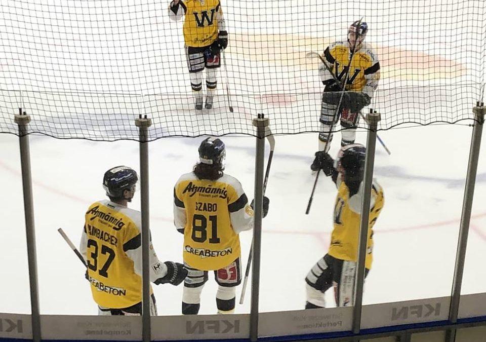 15:1-Sieg in Glarus