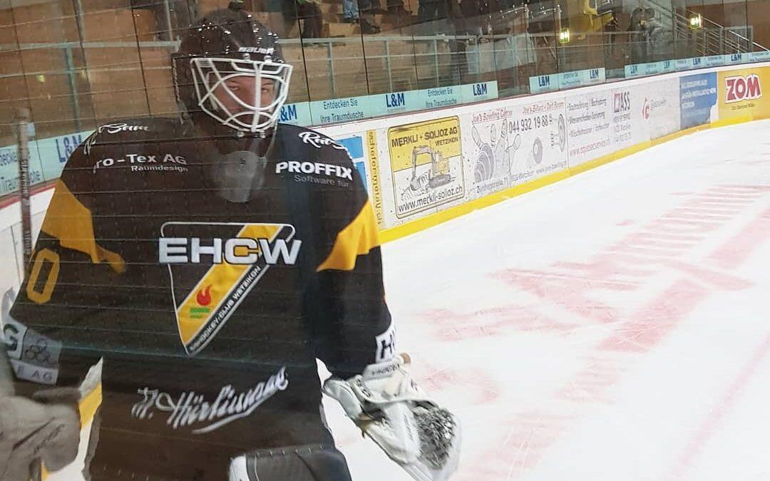 EHCW verspielt 4:0-Führung